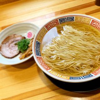 猫舌中華そば(麺や 清流)