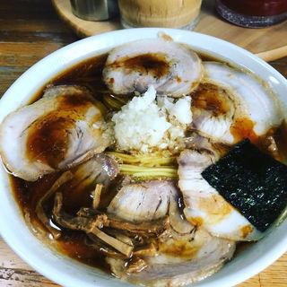 バラチャーシューメン(みんみんラーメン 本店 )