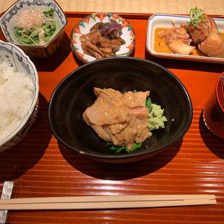 鯛茶漬け(くろぎ茶々)