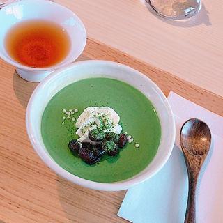 (san grams green tea & garden cafe)