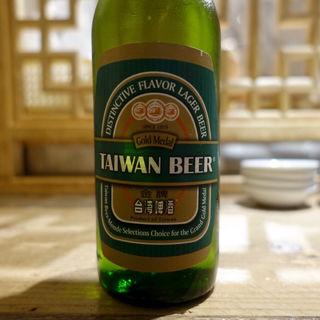 台湾ビール(粉おやじ)