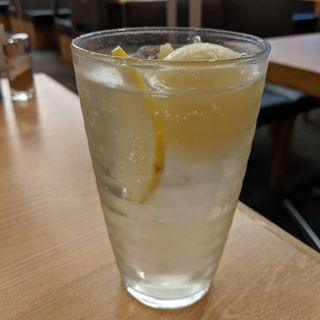 レモンサワー ストロングレモンシャーベット医療(Cafe Restaurant PILICA (カフェレストラン ピリカ))