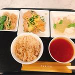 玄米セット(パリヤ 青山店 (PARIYA))