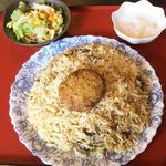 ビリヤニセット(居酒屋 うちの料理 GHORER SHAD)