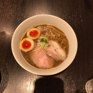 味玉中華そば 煮干(櫻井中華そば店)