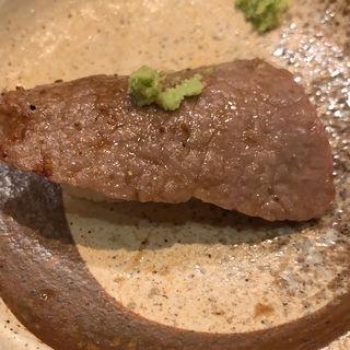 炙り握り(翔山亭神楽坂本館 (ショウザンテイ))