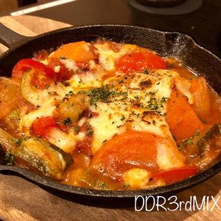野菜のオーブン焼き(天婦羅バル 秋光)