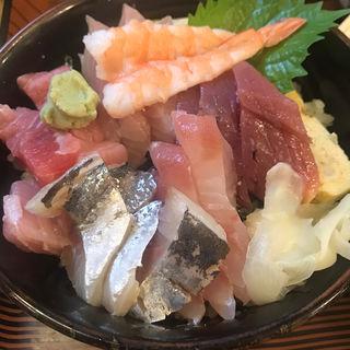 魚貞丼(魚貞)