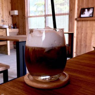カフェオレ(bubude coffee)