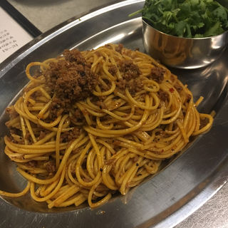 麻婆麺(焼肉ケニヤ)