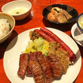 善治郎定食(たんや善治郎 仙台駅前本店)