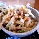 かき揚げ小丼(う道 (ウドウ))