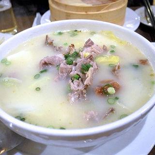 家鴨(アヒル)のスープ(逸品飲茶 (イッピンヤムチャ))