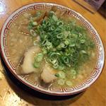濃厚背脂醤油ラーメン(京都北山元町らーめん  )