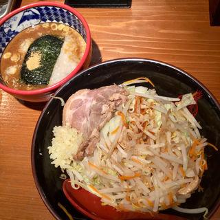 背脂番長(三田製麺所 阪神野田店)