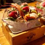 漁師直送海の玉手箱(2人前)価格はなんと本気の500円