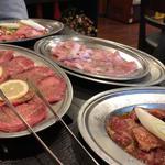 焼肉(城西苑 (ジョウサイエン))