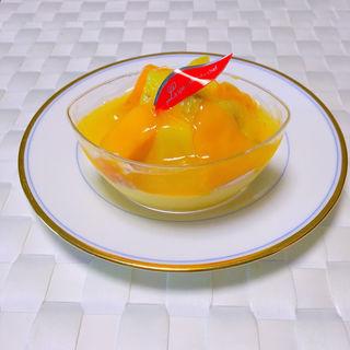 とろけるマンゴー(シャノワール 松井山手店)