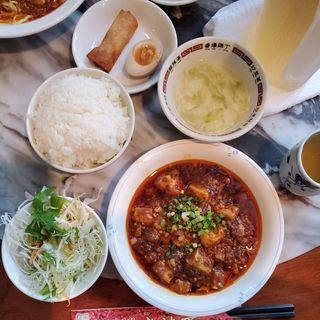 永遠の定番!麻婆豆腐(老地方 (LAO DI FANG ラオディファン))