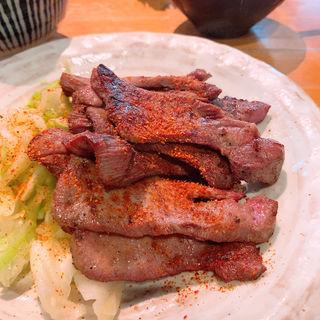 牛たん焼定食 1.5人前