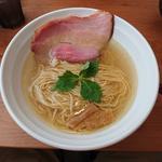 鶏らーめん(丸山製麺所)