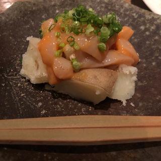 塩辛じゃがバター(HIGASHIYAMA Tokyo)