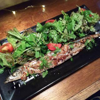 秋刀魚のコンフィ(abill (アビル))