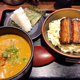 カレーチャーシューつけ麺(楽山 )