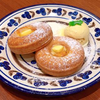 リングパンケーキ(ザ・クリーム・ティーズ・スプーン・ファーム・ハウス )