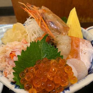 北海丼(仙臺魚河岸 )