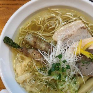塩そば(おとなの塩soba)