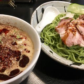 冷し担担つけ麺(175°DENO〜担担麺〜 本店)