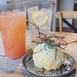 ポテトサラダ(紺屋町タイガー食堂)
