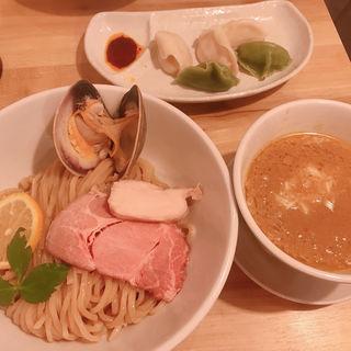 イズムのつけ麺(塩)(麺堂イズム)