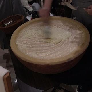 パルミジャーノ クリームリゾット(ethnic bistro PalaPa)
