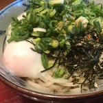 釜とろ玉うどん(金比羅製麺 京都大山崎店 )