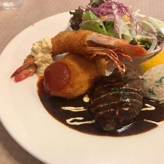 Bランチ(街の洋食屋 AKIRA (マチノヨウショクヤ アキラ))