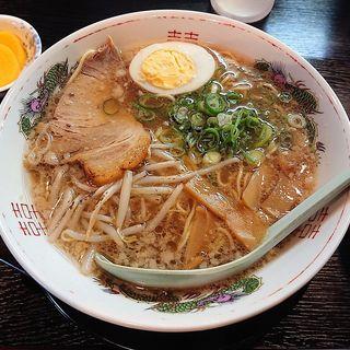 醤油ラーメン(大文字 )
