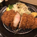 上ロースカツ定食(とんかつ椛)