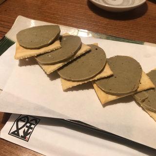 蟹味噌バター(魚金 4号店)