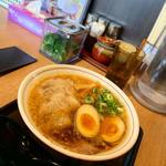 特製醤油 味玉(麺処 森元 羽曳野店)