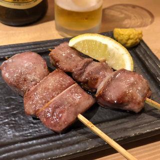 タン串(かしわ屋)