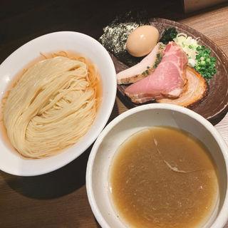 特製伊勢海老細つけ麺塩大盛り(つけ麺一燈 (ツケメンイットウ))