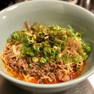 汁なし担々麺(キング軒 薬研堀出張所 )
