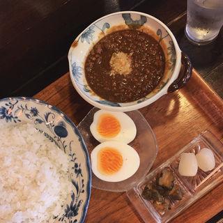 キーマカレー(茶豆 (チャズ))
