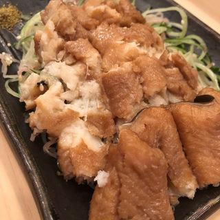 煮穴子(すし屋の野八 (のはち))