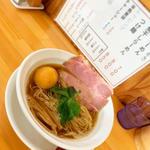 煮干しらーめん(丸山製麺所)