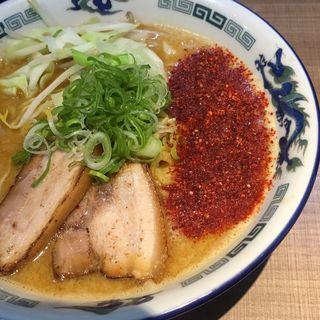 辛い豚骨(麺や 貴一)