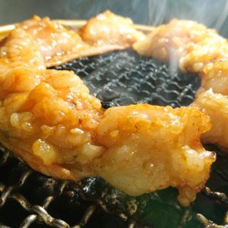 熟成小腸1本つぼ漬け(西日暮里 ホルモン (ニシニッポリホルモン))