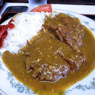 ヒレカツカレー(肉の宝屋 (キッチン 肉の宝屋))